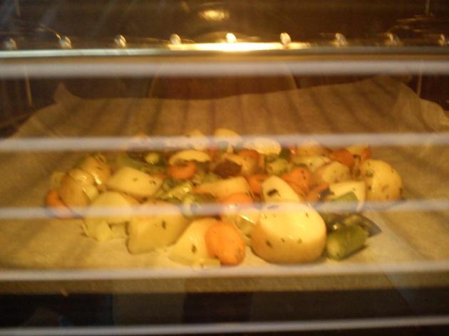 Vse v pečici